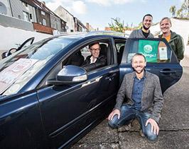 Moskee promoot autodelen