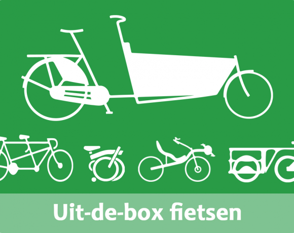 Stem op Uit-de-box-fietsen vóór 14/10!