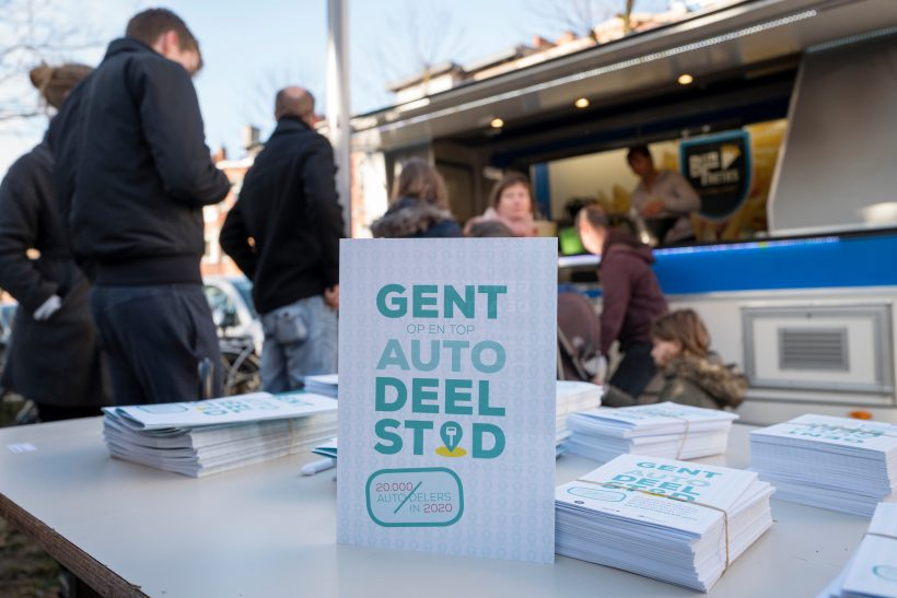 Autodeelcampagne Gent