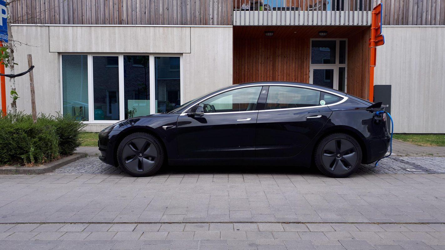 Onze Tesla ″Zero″