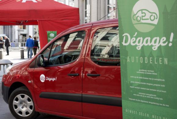 Dégage! grijpt naast steunmaatregelen voor de autodeelsector
