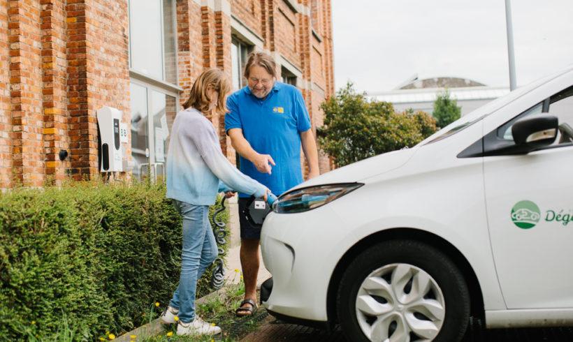 Elektrische deelauto kopen? Gentse premie van 4.500 euro!